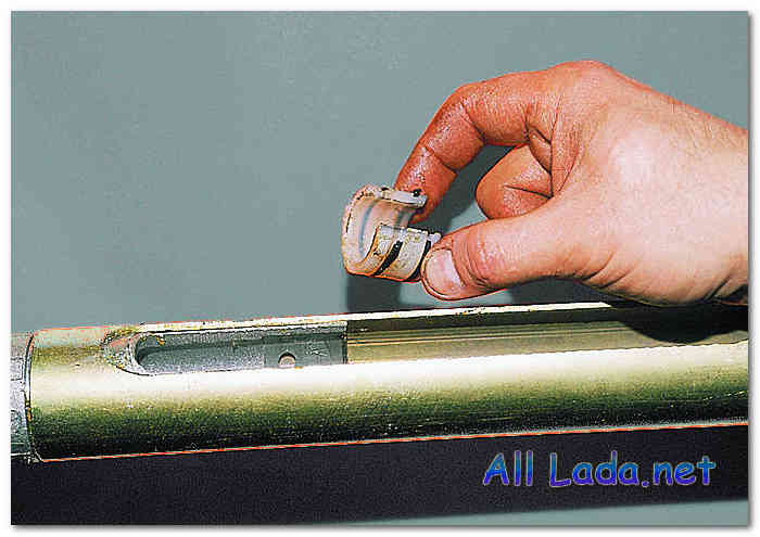 Фото №13 - замена втулки рулевой рейки ВАЗ 2110