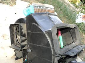 Печка для отопления салона автомобиля ВАЗ 2109
