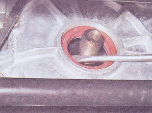 Передний сальник коленчатого вала ваз 2106