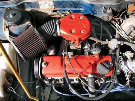 Тюнинг двигателя на Ваз 2109
