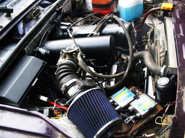 Ваз 2109 тюнинг карбюраторного двигателя