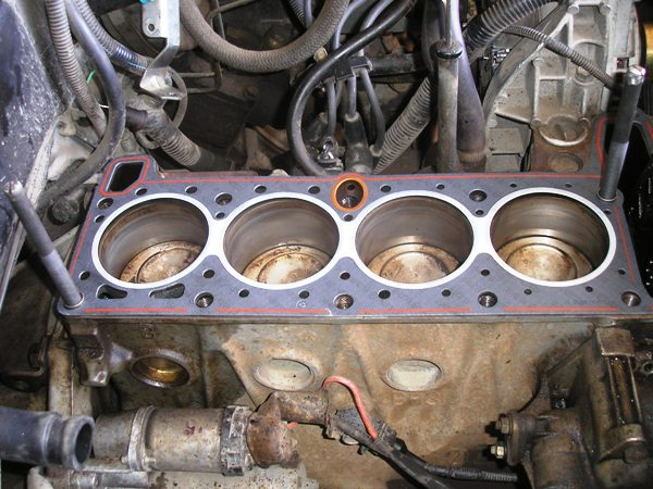 Ваз 2109 закипел двигатель