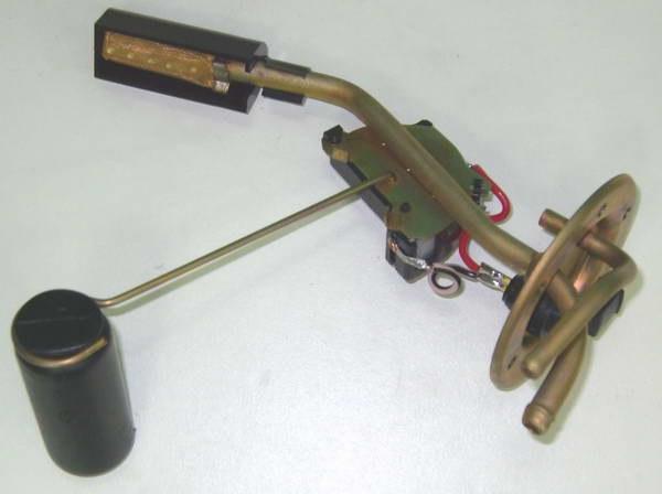 Фото №5 - как отремонтировать датчик уровня топлива ВАЗ 2110