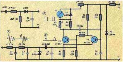 Ваз 2110 инжектор схема датчиков