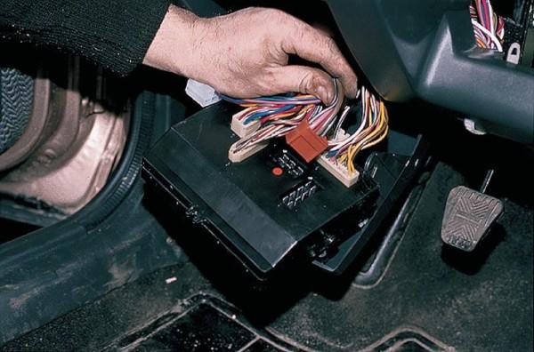 Замена электропроводки на Ваз 2110