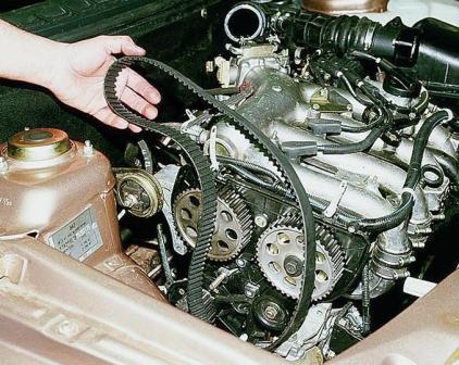 Замена ремня привода генератора Ваз 2112