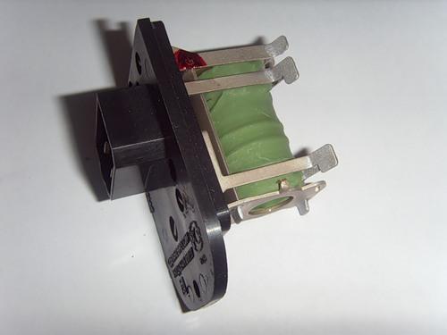 Замена резистора печки ваз 2110