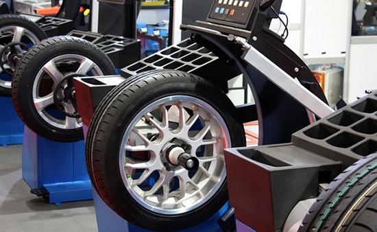 Балансировка колес автомобиля ВАЗ 2109