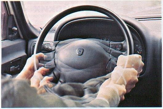Биение руля на автомобиле ВАЗ 2109