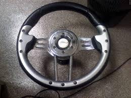 «Гоночный руль» доя ВАЗ 2109