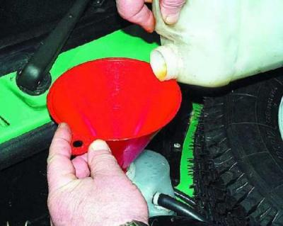 Как заменить тосол в ВАЗ 2112 самому