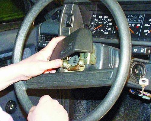 Рулевое колесо ВАЗ 2109