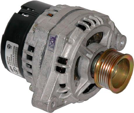 Замена генератора Ваз 21124