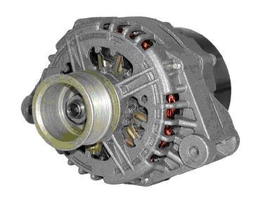 Заменить генератор Ваз 2112