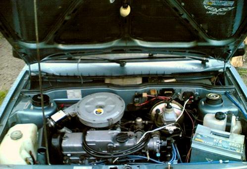 Установка двигателя на ВАЗ 2109