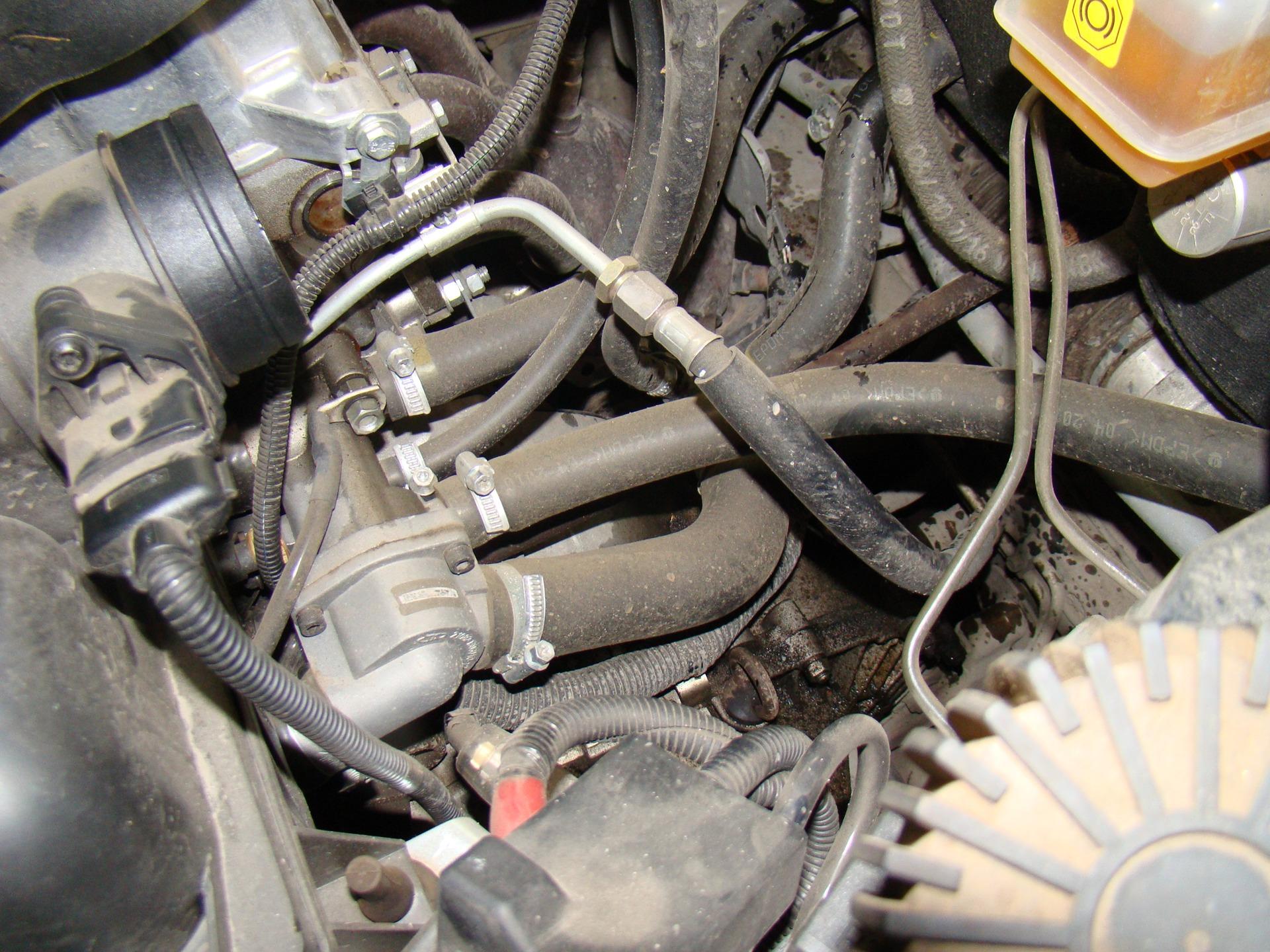 Фото №1 - система охлаждения ВАЗ 2110