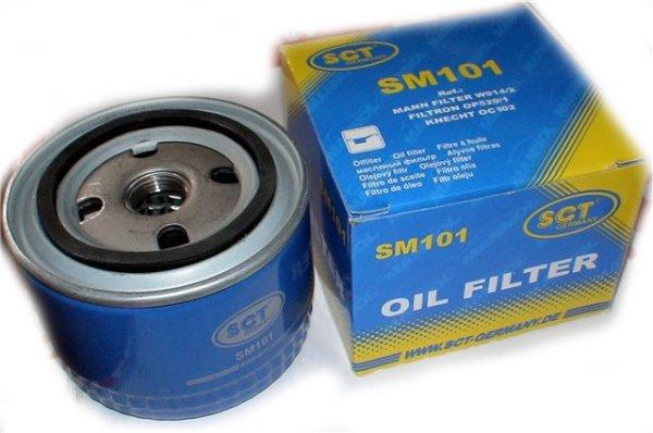 Фирменный фильтр масла ВАЗ