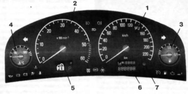 Контрольная лампа проверьте двигатель на ваз 2110