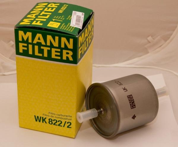 Mann топливный фильтр