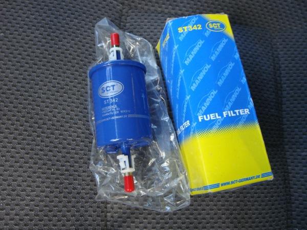 Топливный фильтр и его замена на Ваз 2112