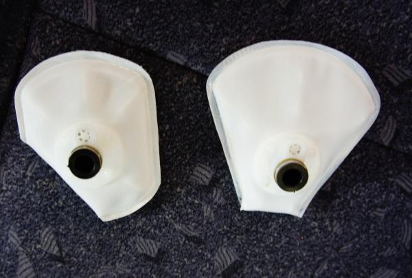 Замена фильтра бензонасоса в ваз 2112