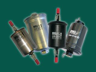 Замена топливных фильтров ваз 21124