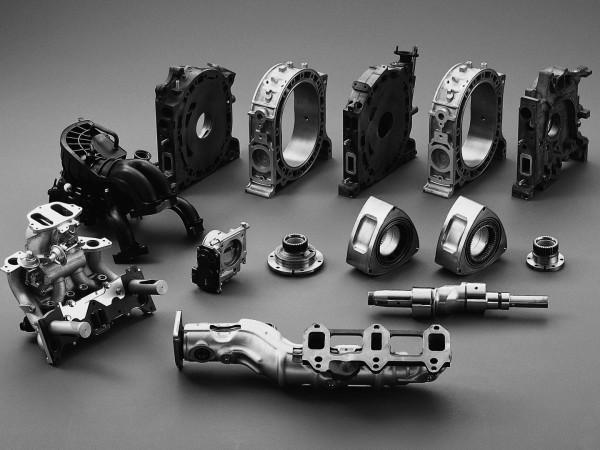 История роторного двигателя