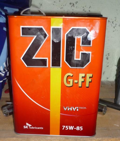 Масло для коробки передач на ВАЗ 2109