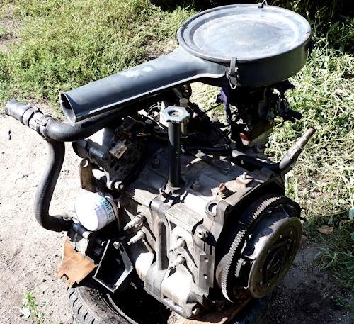 Роторный двигатель ваз 2109