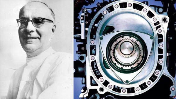 Ванкель и его двигатель