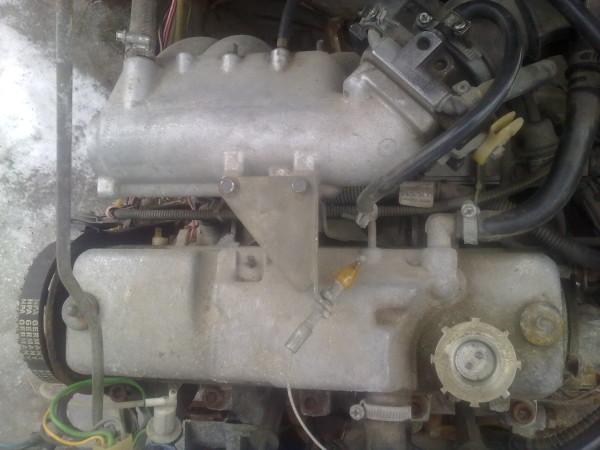 Ваз 2109 двигатель инжекторный