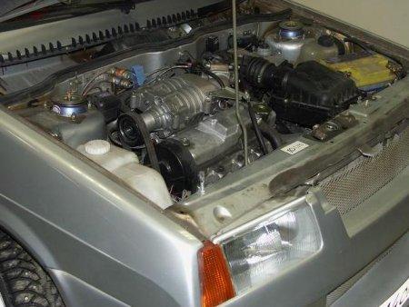 Ваз 2109 инжекторный двигатель