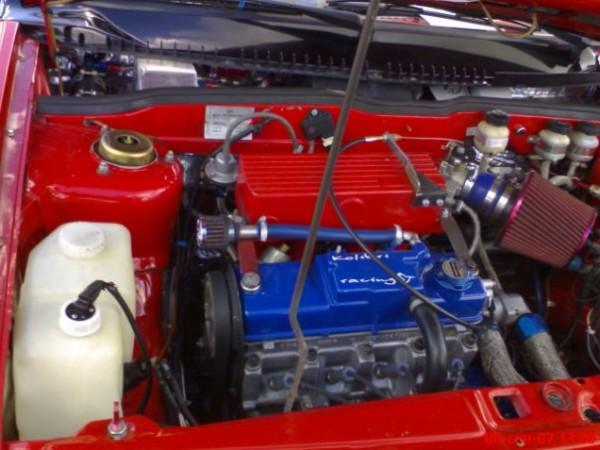 Ваз 2109 с инжекторным двигателем