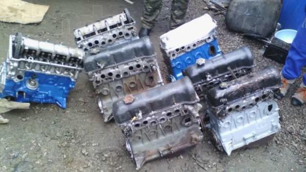 Ваз 21093 инжекторные двигатели
