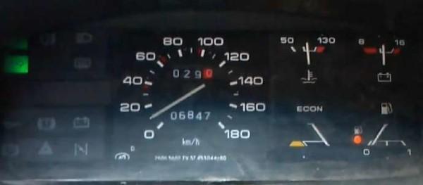 Максимальна скорость по приборам ваз 2109