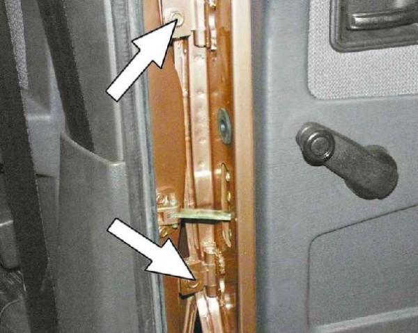 Регулировка двери на ваз 2109