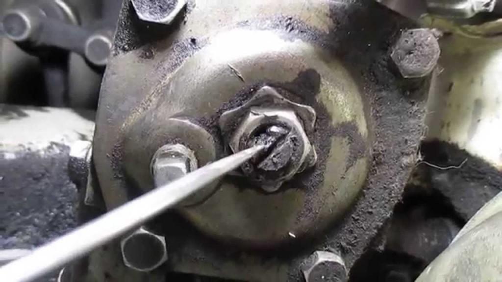 Как устранить люфт колеса ваз 2109