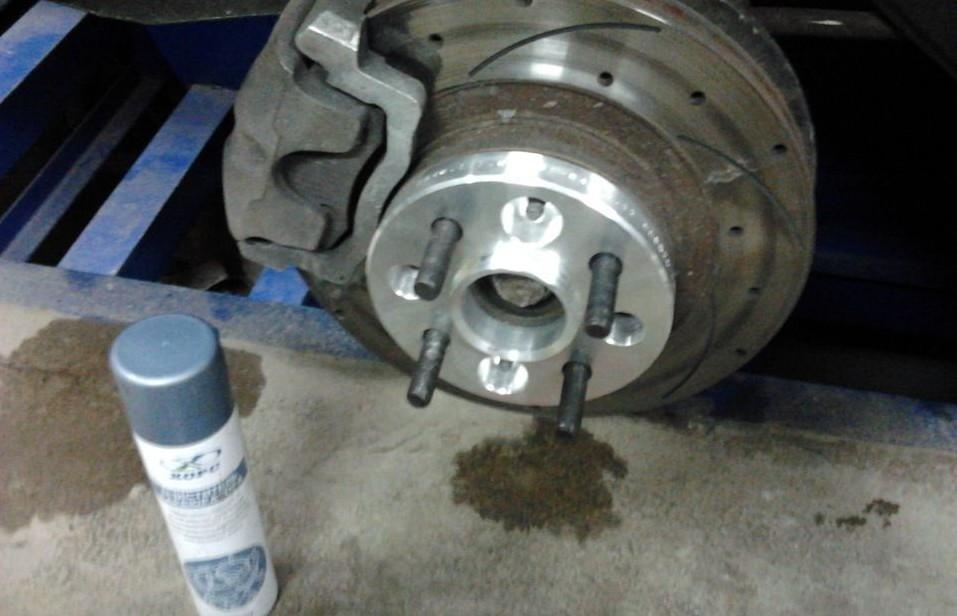 Ваз 2109 крепление колес